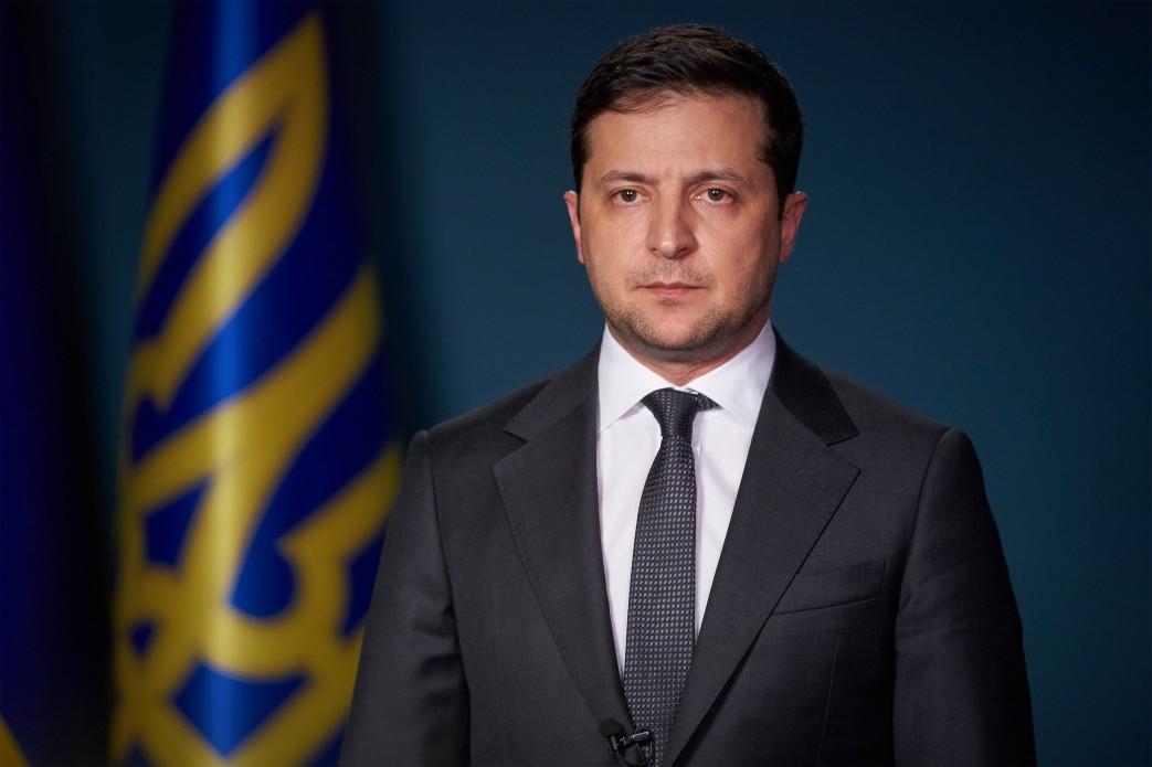 圖為烏克蘭總統沃洛迪米爾·澤倫斯基(Volodymyr Zelensky)。資料圖(Handout/Ukrainian Presidential Press Service/AFP)