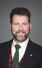 加拿大國會議員瑞德(Scott Reid)