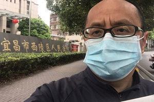公開起訴政府隱瞞疫情 譚軍:必須有人擔責
