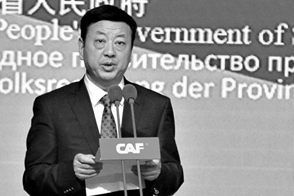 陝西前副省長馮新柱貪腐細節首次被公開
