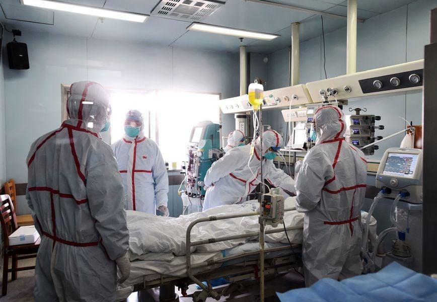 湖北「領導」怒斥護士影片瘋傳 被停職調查
