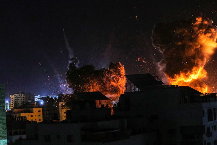 以巴衝突繼續加劇 黎巴嫩射火箭彈遭回擊