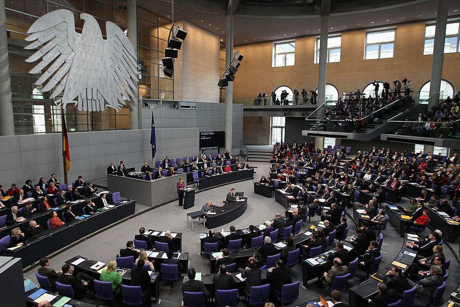 德國聯邦議會首現中共肺炎 議員居家隔離