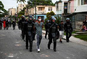 美制裁古巴國防部長和內政部屬下特種部隊