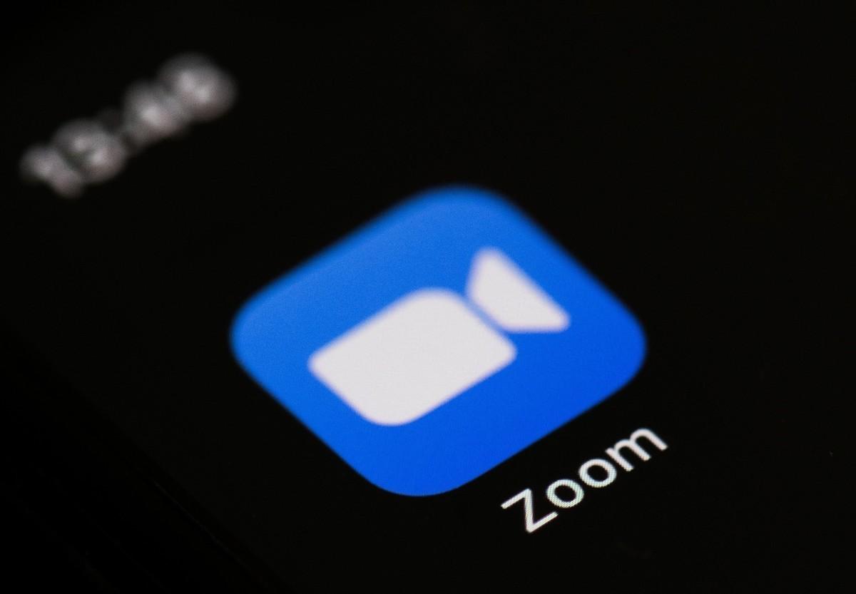 美國視訊軟件Zoom2020年8月3日大動作宣佈,停止向中國大陸用戶提供線上販售和升級服務。(Martin BUREAU/AFP via Getty Images)