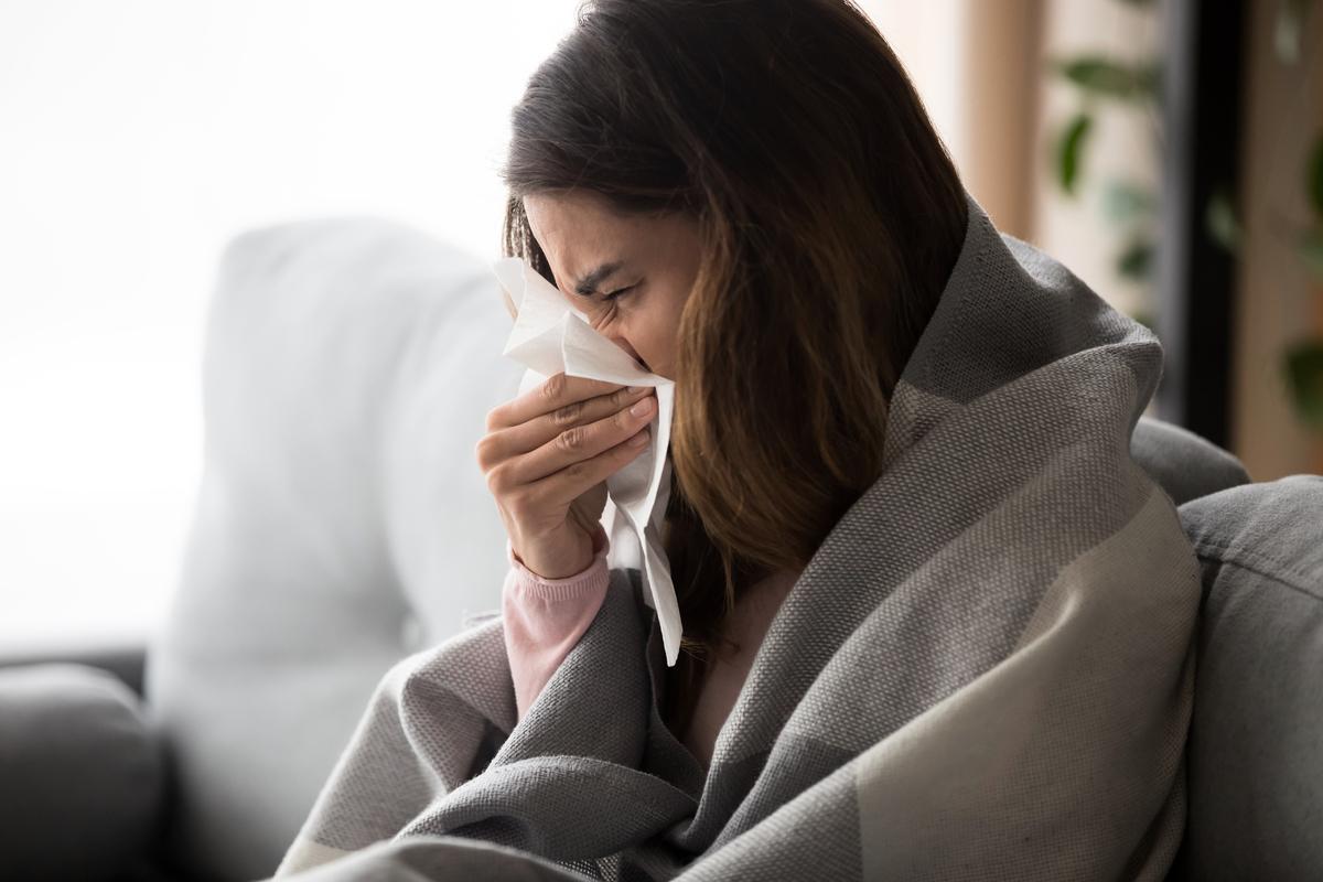 日本推出新的檢測中共肺炎(俗稱新冠肺炎、武漢肺炎)的方式,通過呼吸便可知是否染疫。示意圖(Shutterstock)