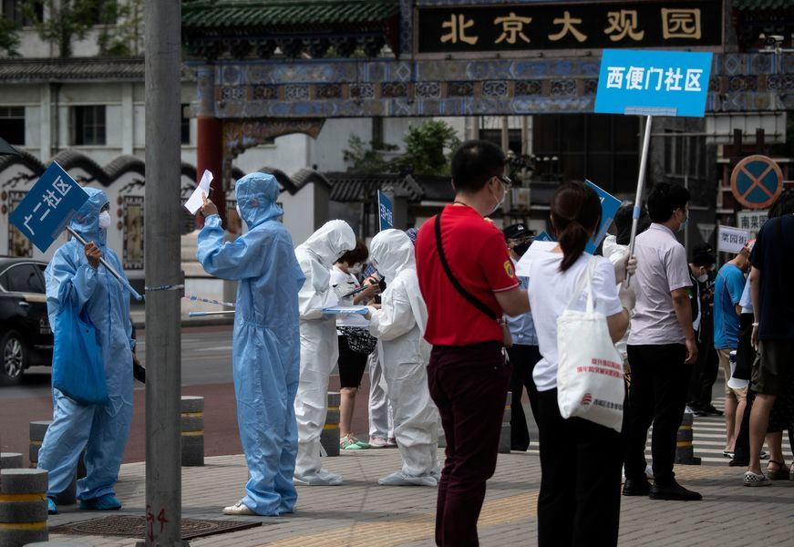 北京採精準防控 分析:難防病毒攻克中南海