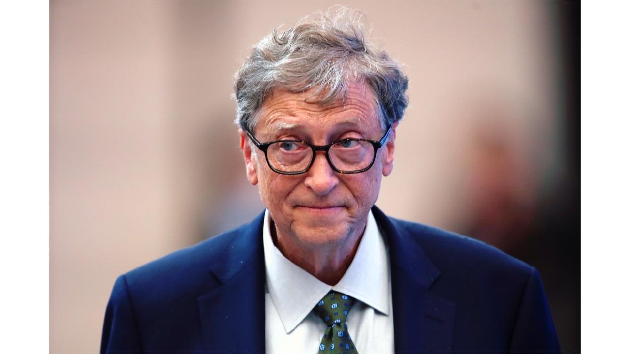 曾經的世界首富比爾·蓋茨(Bill Gates)自爆犯過一個讓他至今無法釋懷的「最大錯誤」。(Lintao Zhang/Getty Images)