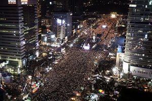 朴槿惠遭彈劾停職 中國人怎麼看