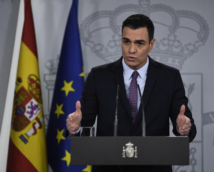 中共肺炎疫情升級 西班牙宣佈國家緊急狀態