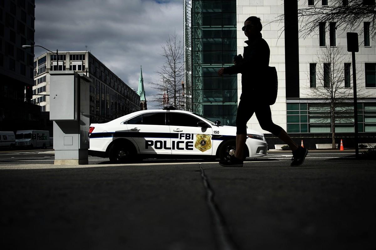 中共在海外的人才滲透,開始受到民主國家的狙擊。近日美國FBI逮捕中國國際人才交流協會駐紐約辦事處首席代表柳忠三。示意圖。(BRENDAN SMIALOWSKI/AFP/Getty Images)