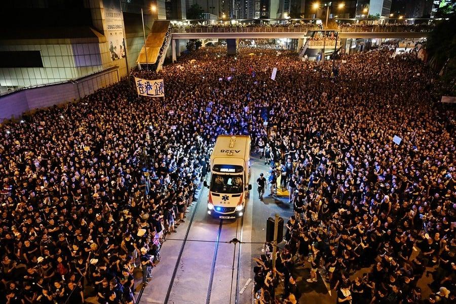 惠虎宇:香港抗議新目標 理性持久是根基