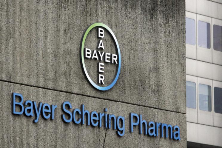 德國拜耳集團計劃,在2021年底前,要在德國減少4500個工作崗位,全球範圍減少1.2萬個崗位。(AXEL SCHMIDT/AFP/Getty Images)