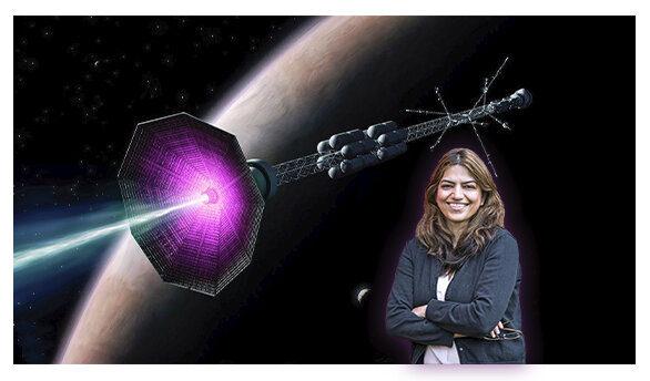 新型太空核能引擎:靠磁場推動等離子
