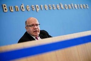 疫情籠罩 德國面臨史上最嚴重經濟衰退