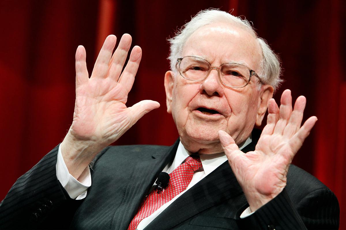 著名投資者沃倫·巴菲特(Warren Buffett)。(Paul Morigi/Getty Images)
