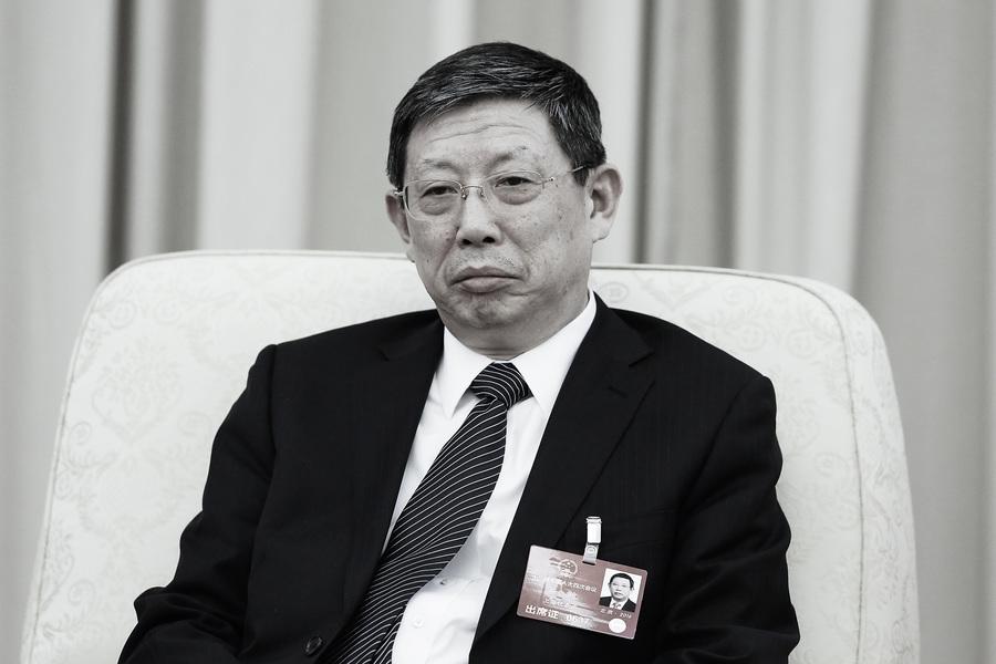江澤民長子親信、前上海市長楊雄凌晨猝死