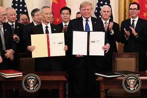 中國人群起揭美中貿協真相 中共文宣轉態