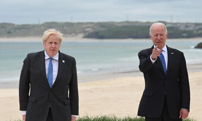 【名家專欄】英美就新版大西洋憲章達共識