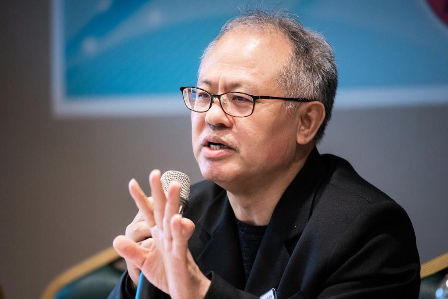 台教授:表面戰爭風險高 台灣實則很安穩