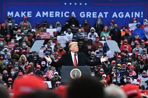 美國大選:更改選票成熱搜 特朗普民調首度領先