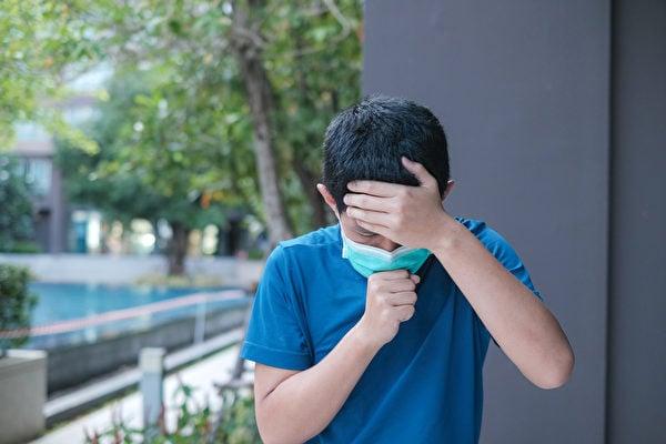 中共病毒患者猝死,主要與缺氧有關。(Shutterstock)