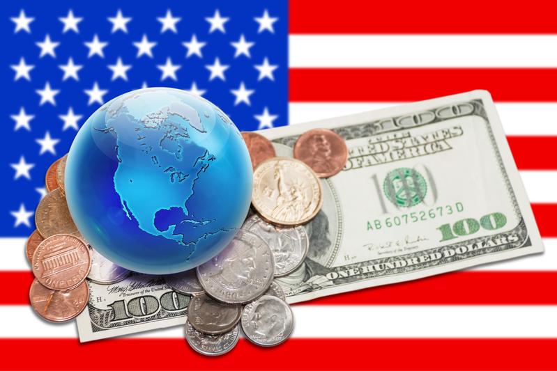 中共病毒蔓延全球,經合組織(OECD)表示,全球經濟增長將降到10年來最低水平,中國經濟增長預測降到4.9%,美國僅略受影響。(Fotolia)
