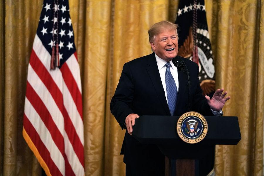 美保守派呼籲特朗普 勿做第4位救中共總統