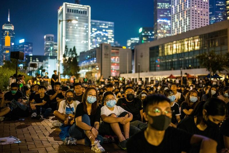 【新聞看點】恐嚇香港失效 中共群發誣衊信遭轟