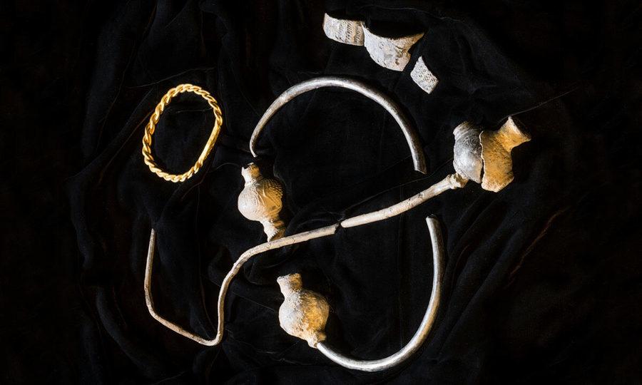馬恩島出土超罕見維京寶藏 具千年歷史