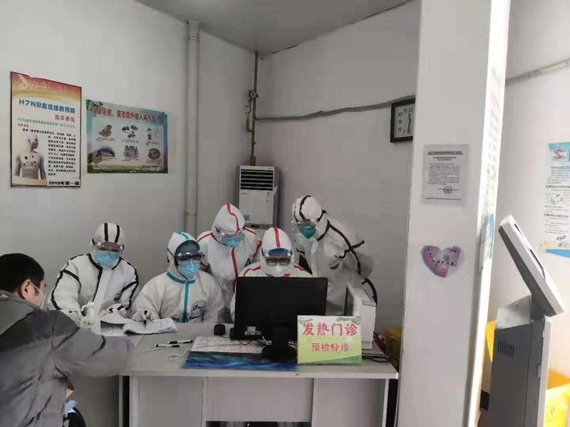 【獨家】武漢黃陂區內部文件洩抗疫秘密