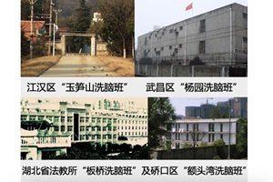 上半年 武漢至少45位法輪功學員遭強制洗腦