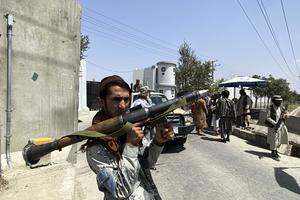 分析:塔利班掌權對中美之爭的影響