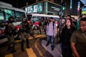 【名家專欄】羅傑斯:從警察暴力執法到警察治港