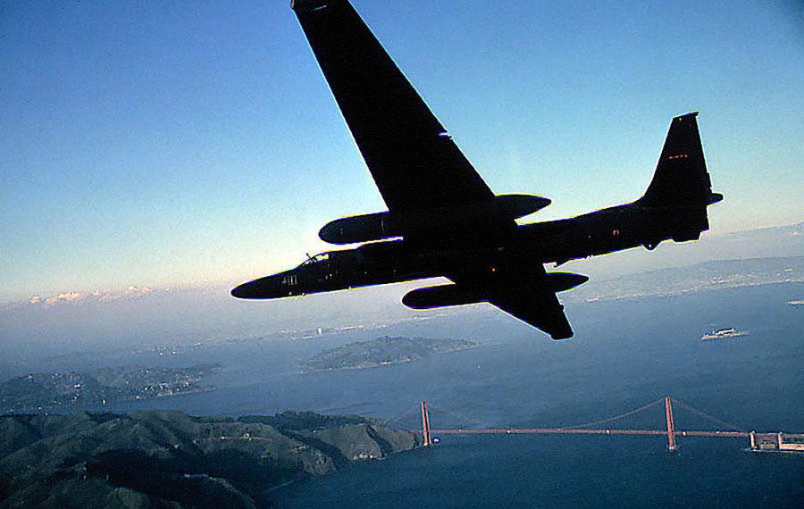 中共抗議美U-2機越界干擾軍演 美軍回嗆