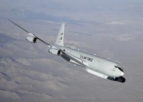 美偵察機10度飛臨南韓上空 疑偵測中朝動向