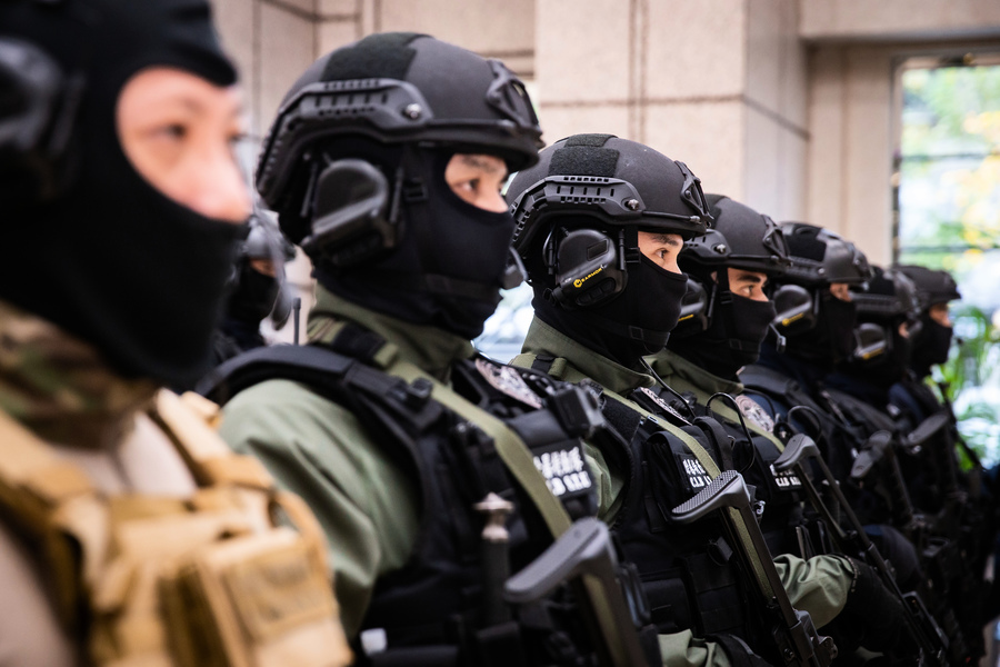 台灣僅次於卡塔爾 犯罪率全球第二低