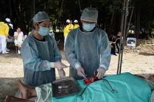 浙大一院完成中共肺炎肺移植 主刀涉活摘均被國際追查