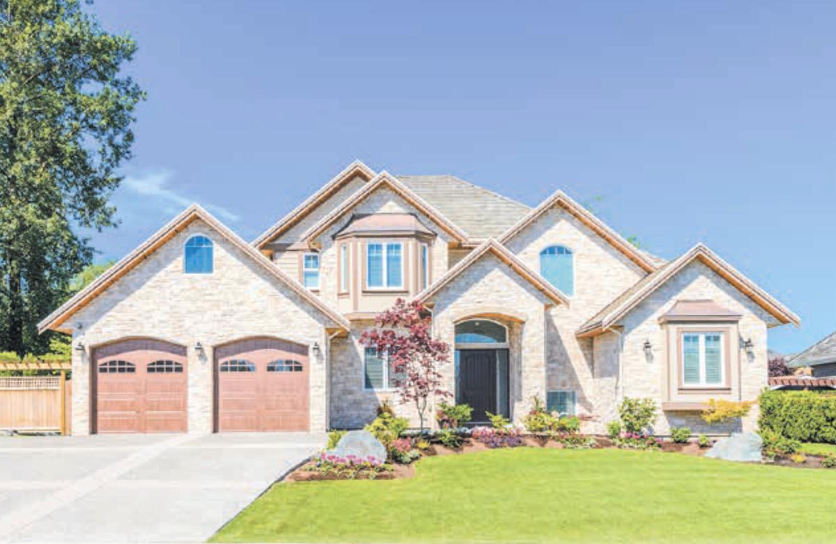 美國2月份的房屋銷售量增長了11.8% 。圖為示意圖。(Shutterstock)