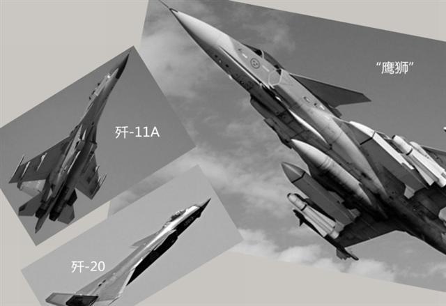 中泰「鷹擊-2015」聯合演習中,泰軍空軍以4:0的成績完勝中共空軍。(新唐人合成)