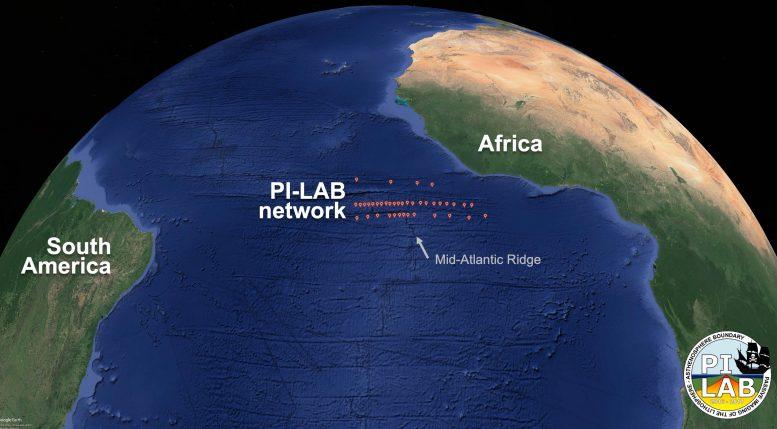 地幔層神秘作用力導致美洲和歐洲越隔越遠
