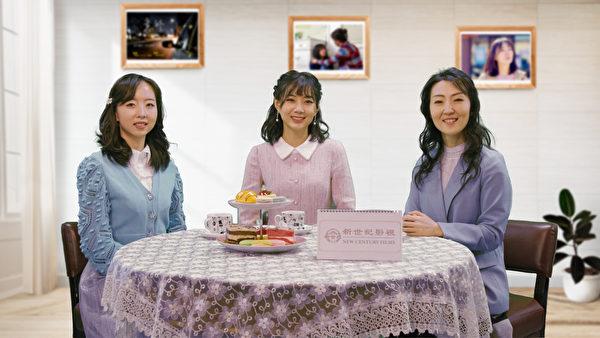 《意外》在線首映,主演鄭雪菲和馮娟談感受。(新世紀影視提供)
