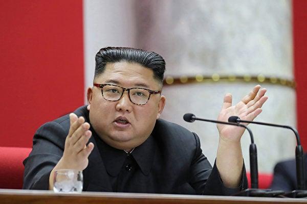 傳北韓領導人金正恩病危,近日引發輿論風波。(STR/KCNA VIA KNS/AFP)