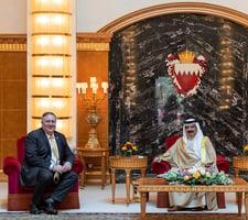蓬佩奧訪阿聯酋和巴林 討論伊朗等議題