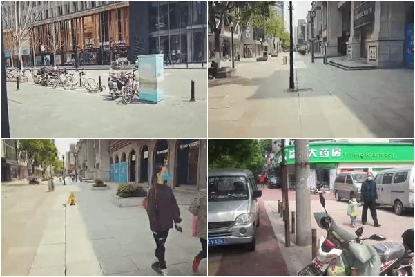 【一線採訪】武漢解封首日 商業街人流稀疏