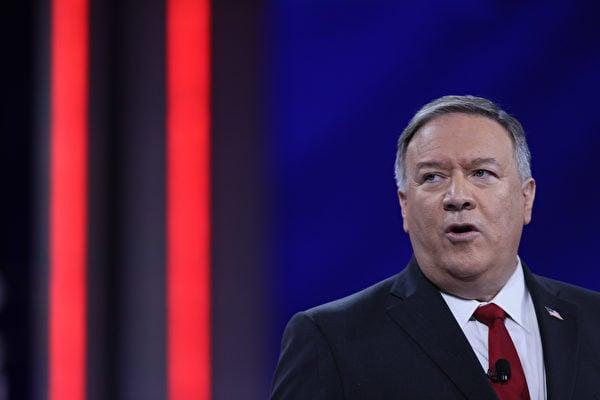 蓬佩奧:美國需持續反擊 讓中共付出真正代價