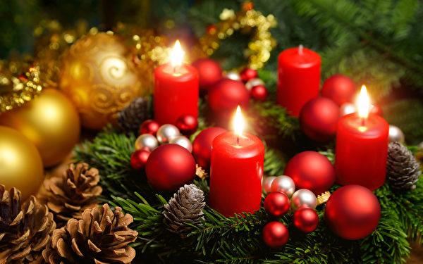 德國幾乎每個家庭在聖誕節前都會準備一個降臨節花環。(iStock.com/Smileus)