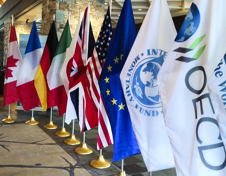 G7貿易部長聯合聲明 抵制中共破壞市場