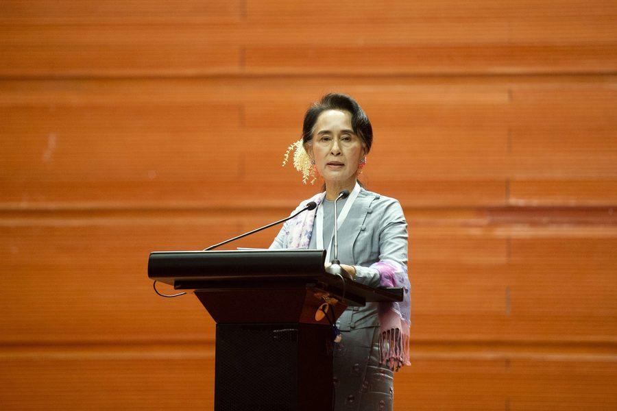 昂山素姬或被居家監禁 緬甸局勢仍不明
