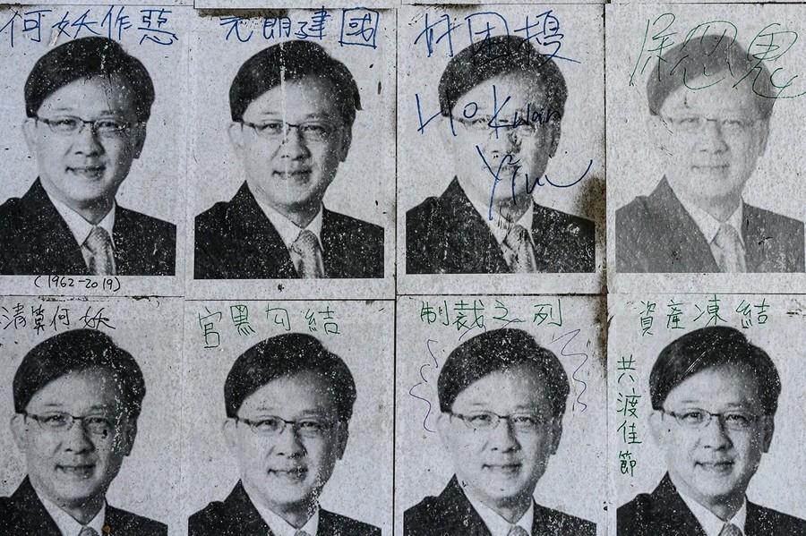 譴責何君堯兩議案 香港立法會無人反對
